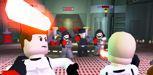 Lego Star Wars II (Traveller's Tales)