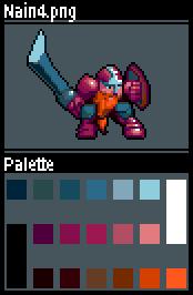 Les Forges Cours De Pixel Art 6 Couleurs Et Palettes