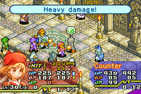 Final Fantasy Tactics Advance (Square Enix)