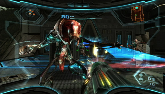 Metroid Prime 3: Corruption (Retro Studios)