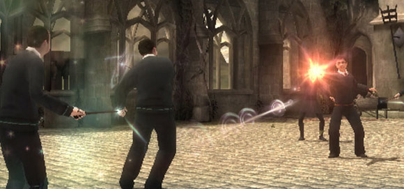 Harry Potter et l'Ordre du Phœnix (EA Games)