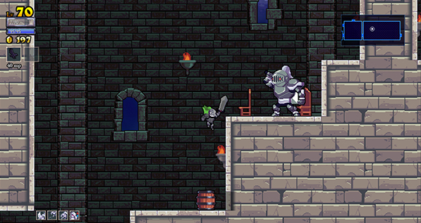 Rogue Legacy (Cellar Door Games)