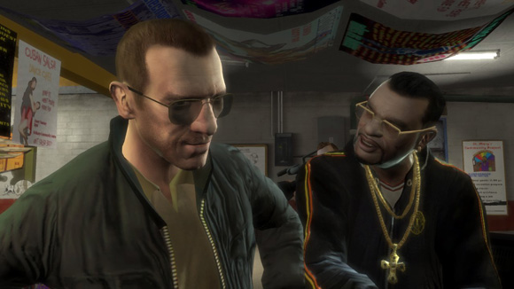 Grand Theft Auto IV (Rockstar Games)