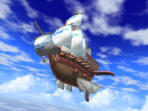 Skies of Arcadia (Overworks)