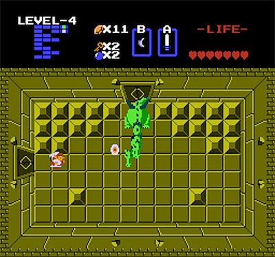 The Legend of Zelda (Nintendo)